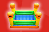 Teatrino inflable