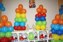 Decoracion De Fiestas Infantiles - Adornos-fiesta-infantil