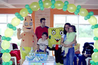 Decoracion eventos infantiles